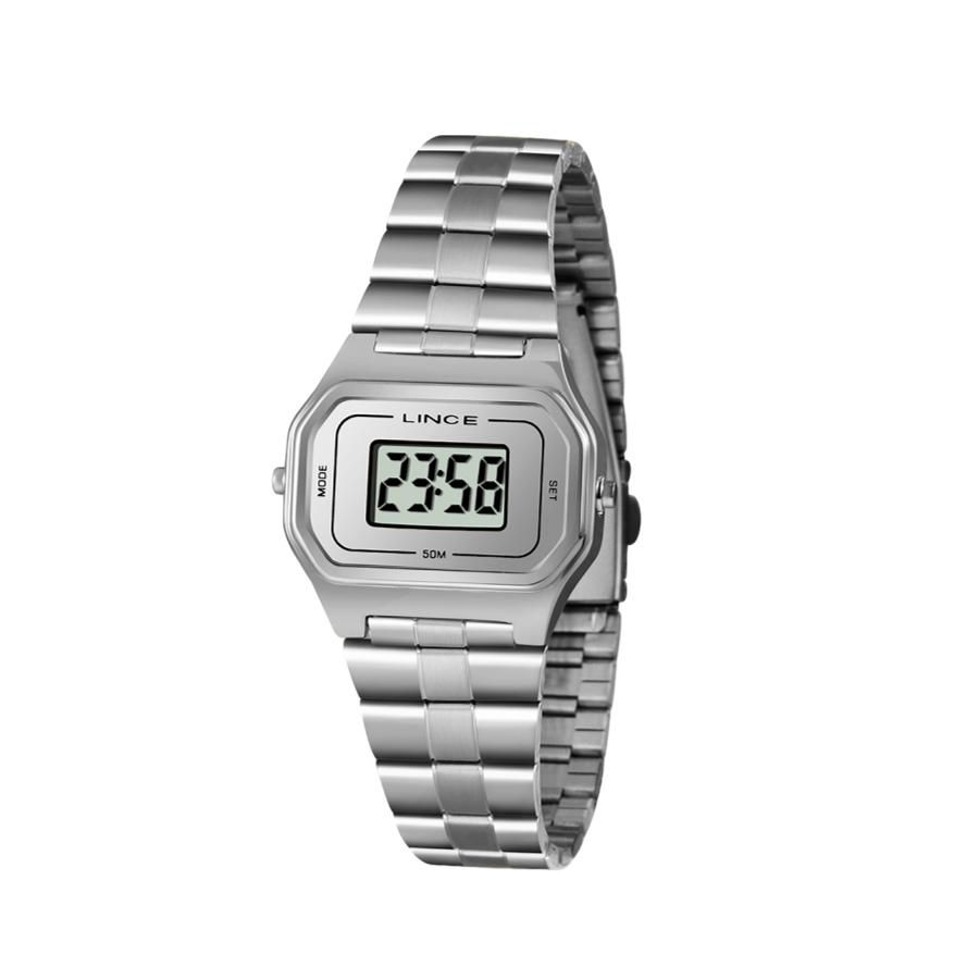 Relógio feminino Lince SDM4609L BXSX
