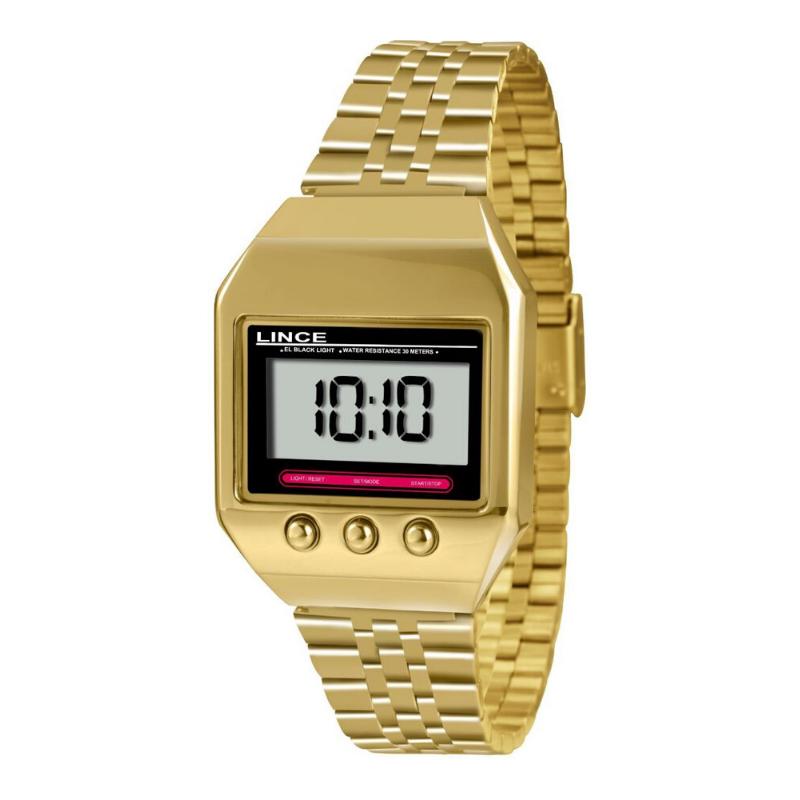Relógio Feminino Lince SDPL010L BXKX