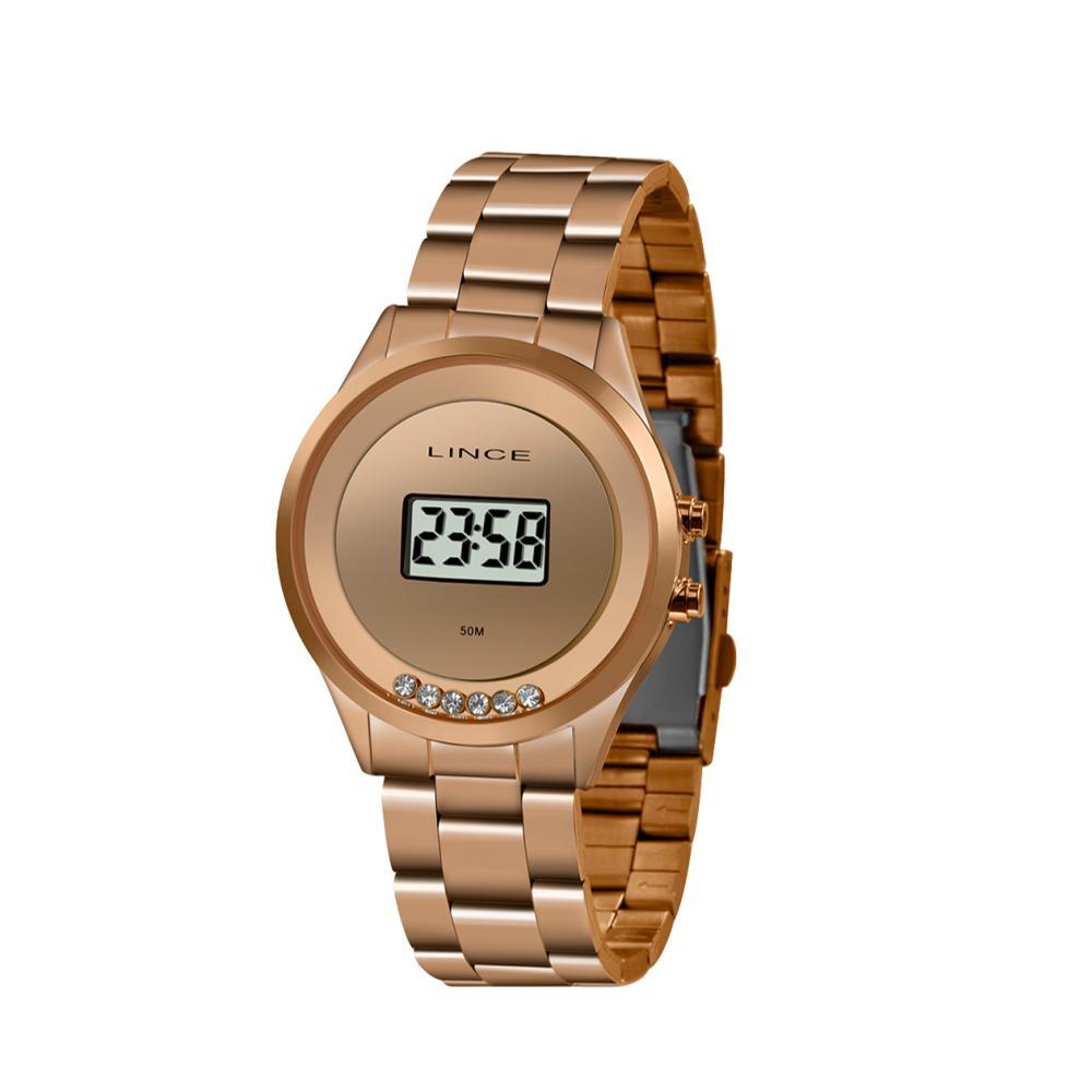 Relógio feminino Lince SDR4610L BXRX