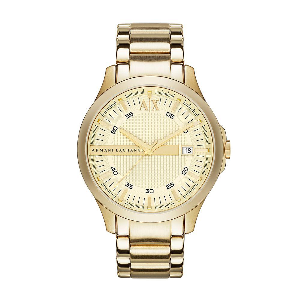 Relógio Armani Exchange Masculino AX2131/4DN Dourado