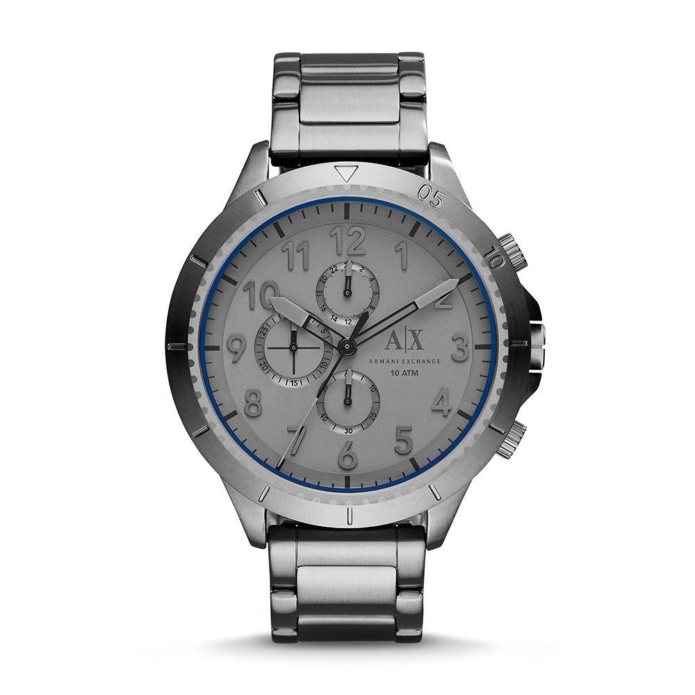 23d17940ef4 Relógio Armani Exchange Masculino AX17531CN Grafite - PATRICIA JOIAS