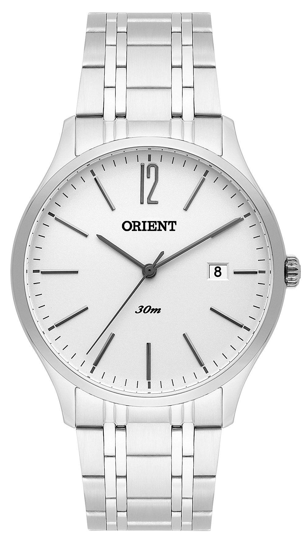 Relógio Orient Masculino MBSS1310-S2SX Prata