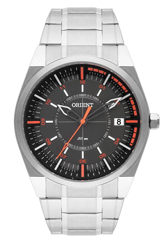 Relógio Orient Masculino MBSS1316-POSX Prata