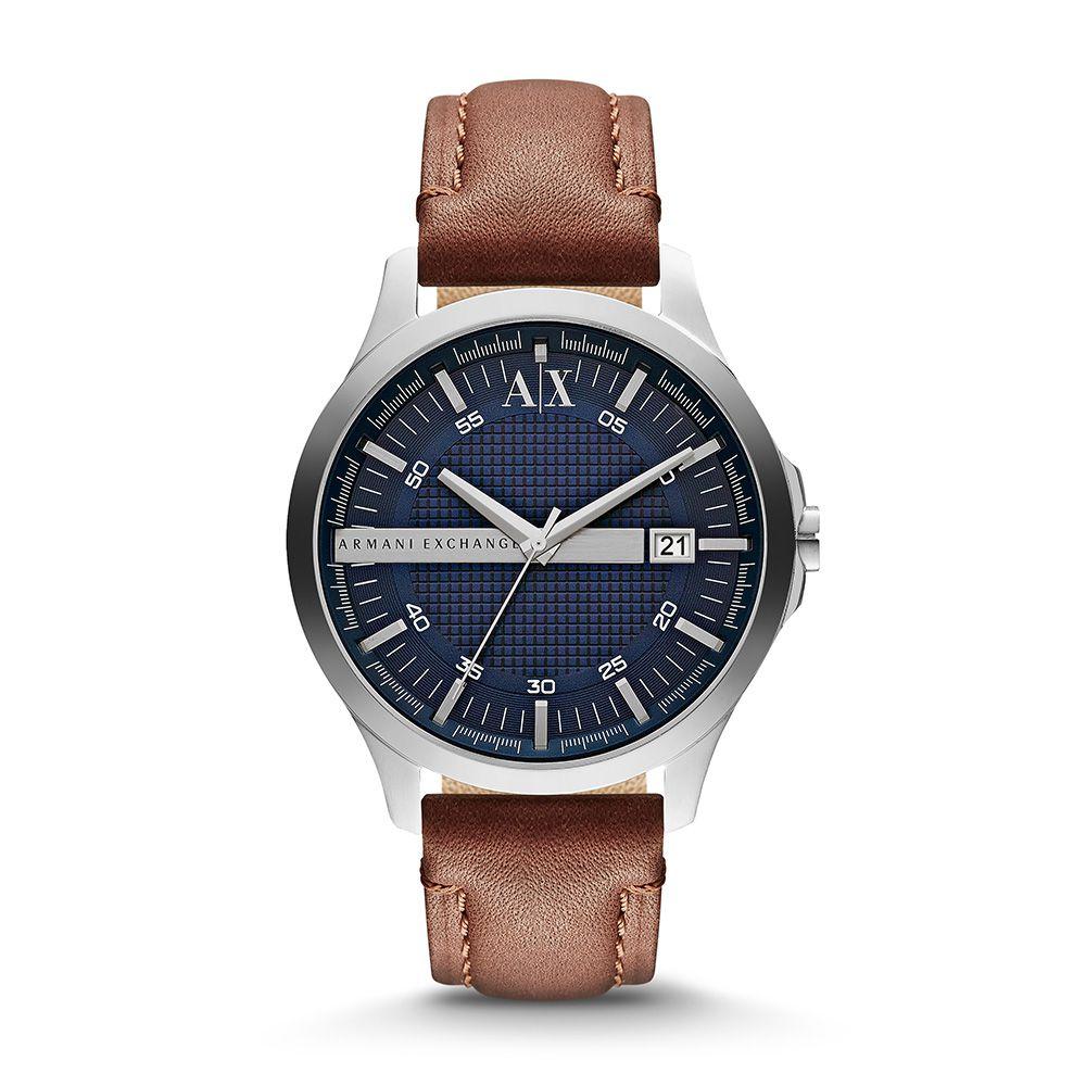Relógio Masculino Armani Exchange AX2133OAN Prateado