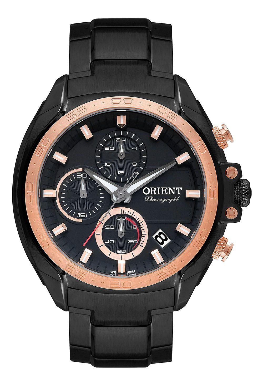 a9d4d11af23 Relógio Orient Masculino MPSSC011-P1PX Preto - PATRICIA JOIAS