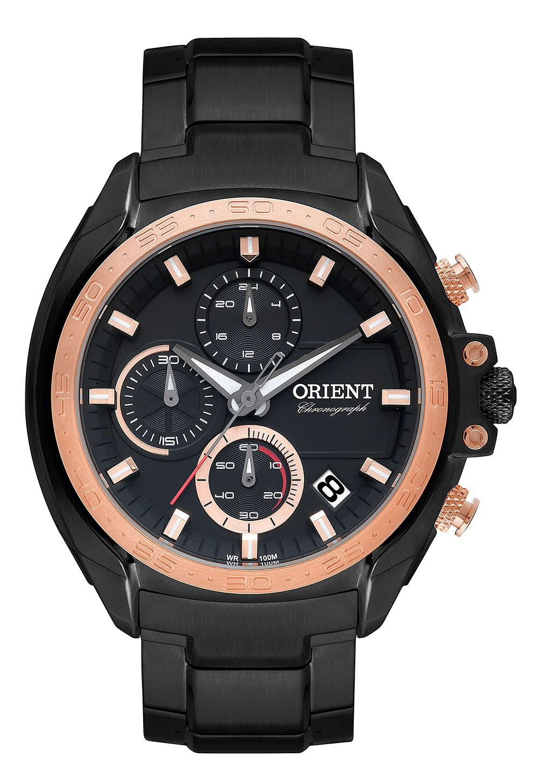 Relógio Masculino Orient MPSSC011-P1PX Preto
