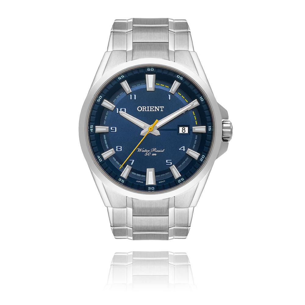 Relógio masculino orient MBSS1368 D2SX