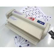 Guilhotina Elétrica para Cartões de Visitas Tamanho 54 x 90 mm