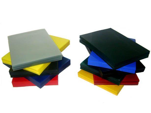 Capas PVC 030 Tamanho Ofício