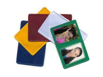 Carteirinhas para Foto Tamanho 5x7 cm. (300 peças)