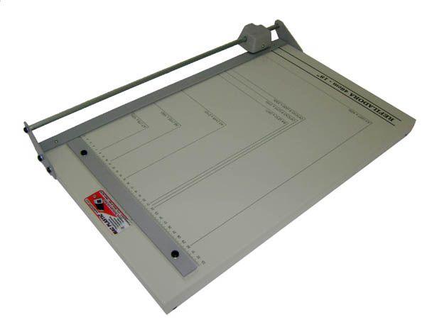 Refiladora Rotativa Tamanho A3 46 cm.