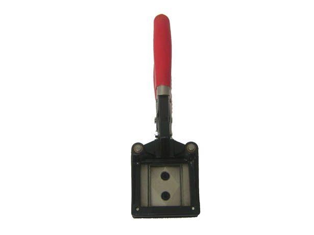 Cortador de Foto Modelo Alicate Tamanho 3x4 cm.