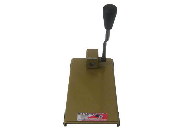 Furador e Perfurador de Cartelas (Modelo Triângulo)