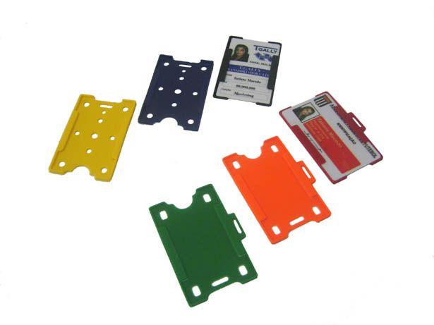 Kit Completo para Confecção de Crachás em PVC (Laser)