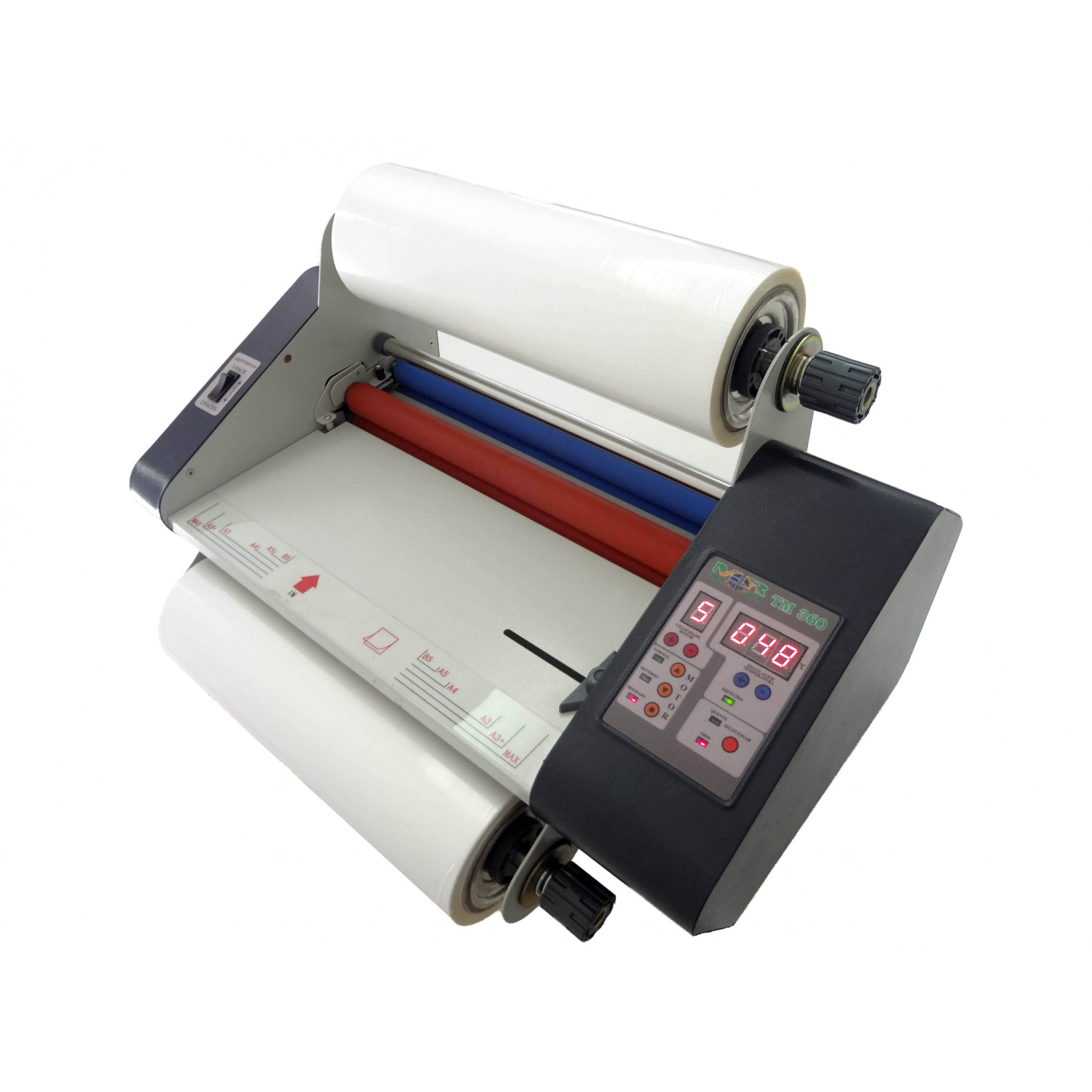 Laminadora e Plastificadora BOPP Digital MPL360