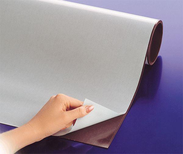 Manta Magnética Adesivada 0,4 mm