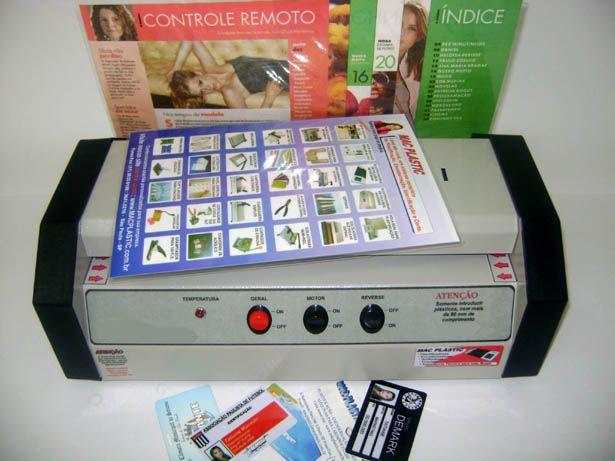 Plastificadora Modelo MPR3300 Tamanho A3