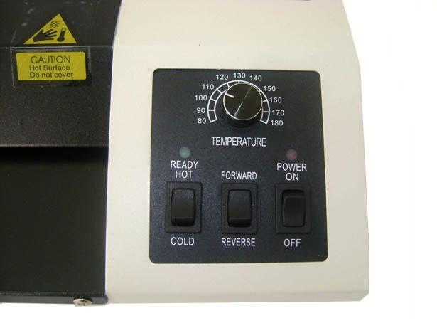 Plastificadora Modelo MPQ2300 Tamanho A4