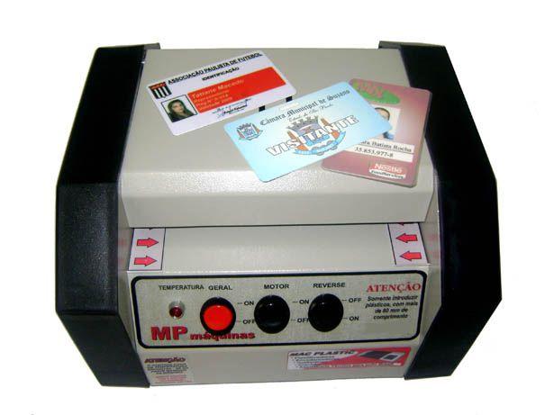 Plastificadora Modelo MPR1500 Tamanho Documentos