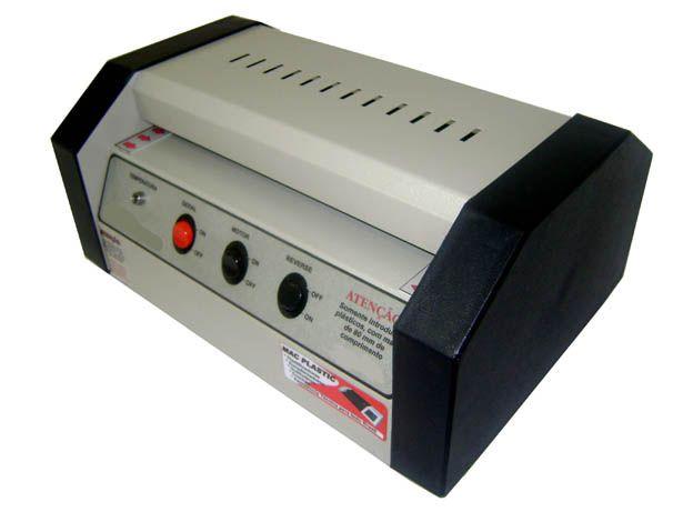Plastificadora Modelo MPR2300 Tamanho Ofício