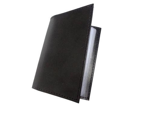 Porta Documentos de Couro Sintético (10 peças)