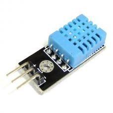Módulo Sensor de Umidade e Temperatura DHT11 + Cabos