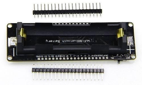 Esp32 D1 Suporte a Bateria Recarregável Wifi Espressif