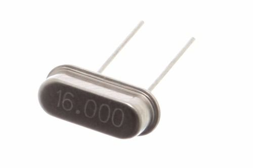 10x Cristal Oscilador 16MHz