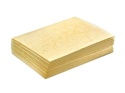 10x Esponja Vegetal Limpeza de Ferro - Original HikarI