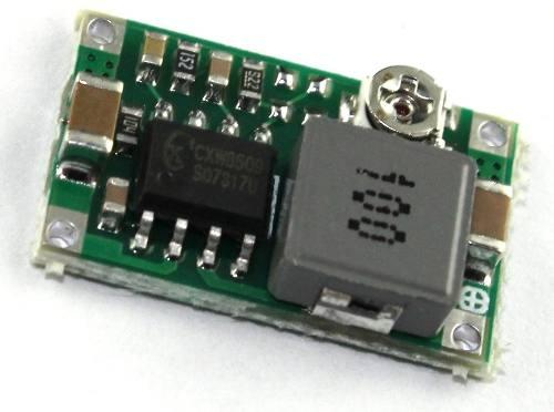 10x Mini Regulador de Tensão Step Down Buck DC DC 3A