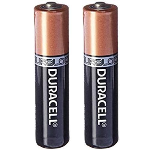 Pilha Palito Alcalina AAA Duracell Duralock com 2 Unidades