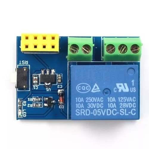 Módulo Relé Wi-fi Esp8266 V1 para Esp-01