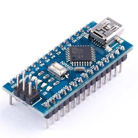 Placa Nano V 3.0 R3 Atmega328 - Sem Cabo para Arduino
