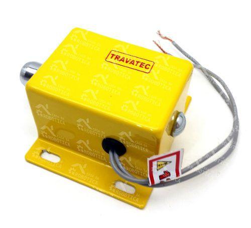 Trava Eletromagnética TE 300 12v - Travatec