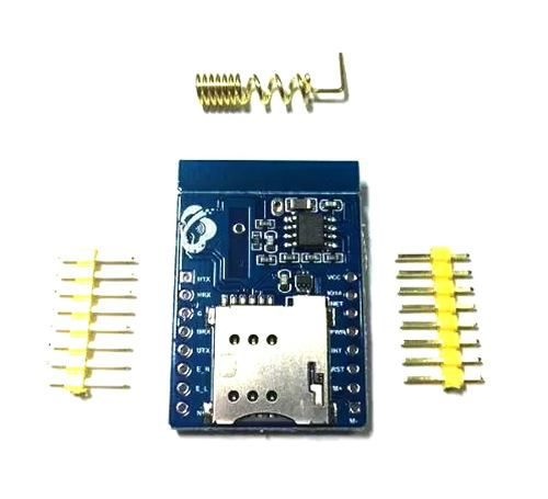 Módulo Gsm Gprs A6 Mini Quad Band Iot-ga6