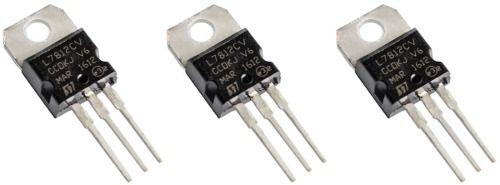 12x CI Regulador de Tensão 7812 | Regula para 12v até 1A