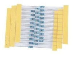 20 Resistor 4k7 Ohms 1/4 W