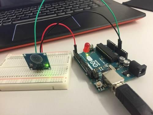 Módulo Sensor Teclado Touch Capacitivo TTP223B