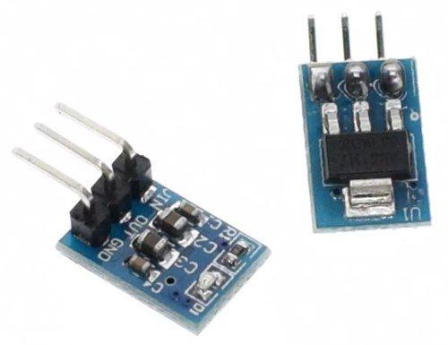 3x Módulos Regulador de Tensão AMS1117 3.3v
