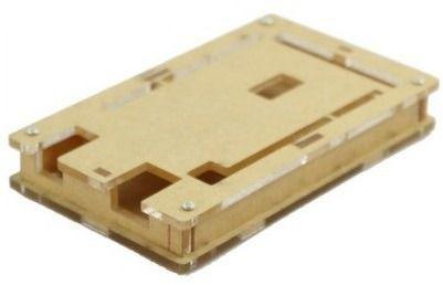 Case Mega 2560 Gabinete Box R3 Acrílico Transparente compatível com Arduino