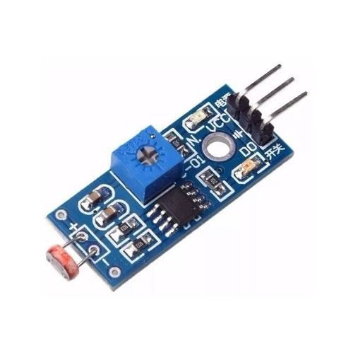 Módulo Sensor de Luz Luminosidade LDR