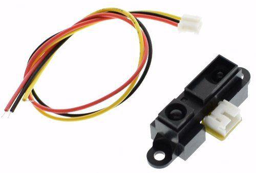 Sensor Infravermelho Sharp GP2Y0A21 10cm a 80cm