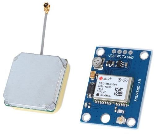 Módulo GPS Ublox GY-GPS6MV2