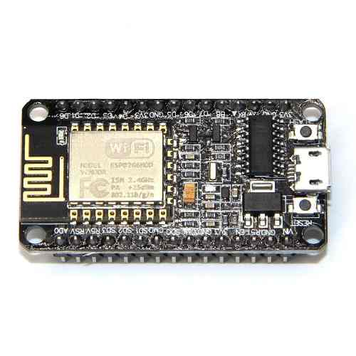 1x Placa ESP-12 NodeMCU V3 Wifi 802.11 B/g/n Esp8266 Esp 12 + Cabo