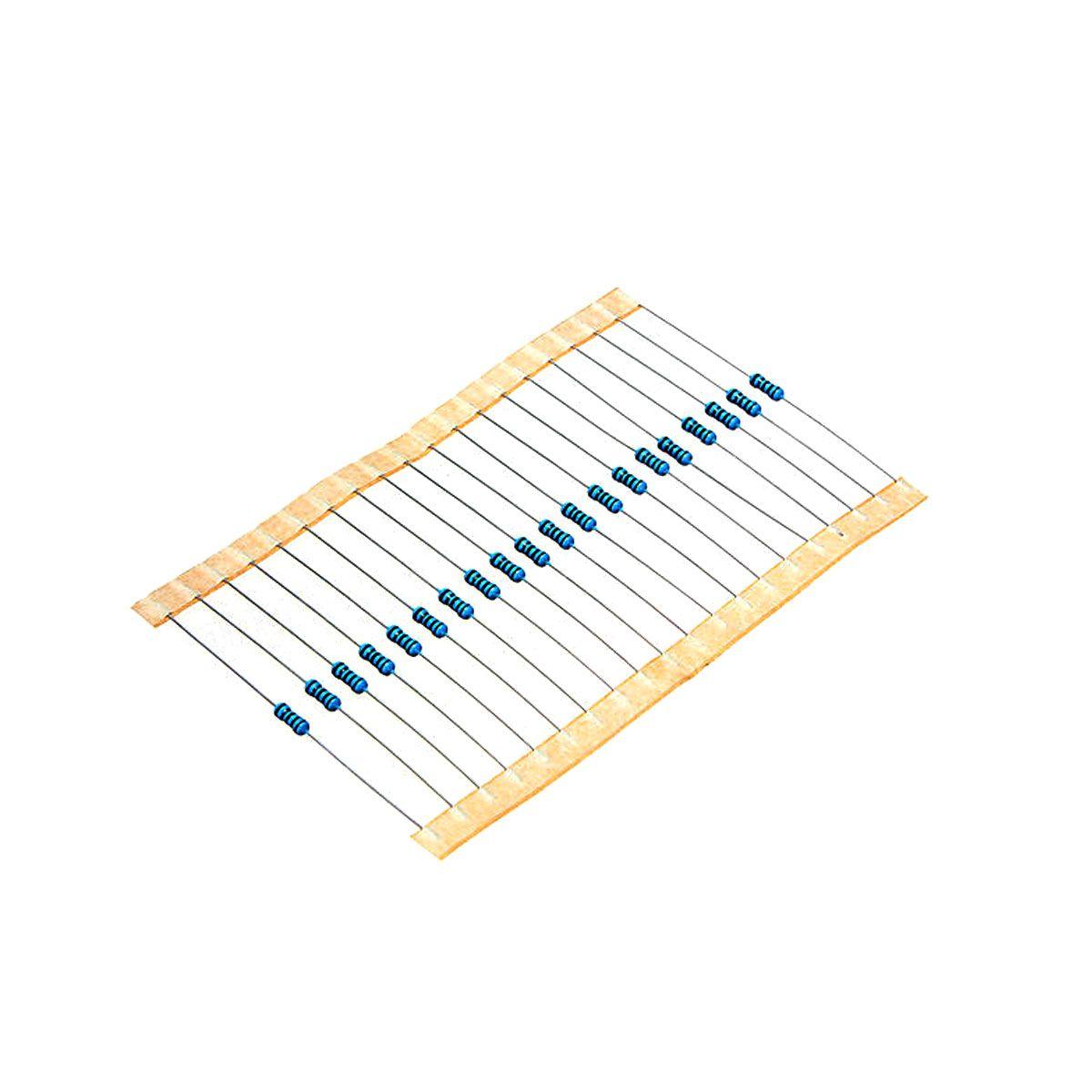 20 Resistor 220K Ohms 1/4w