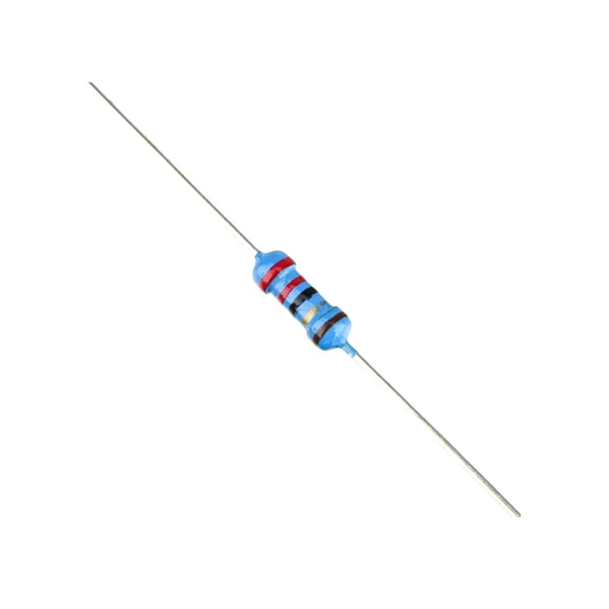 20 Resistor 22 Ohms 1/4w