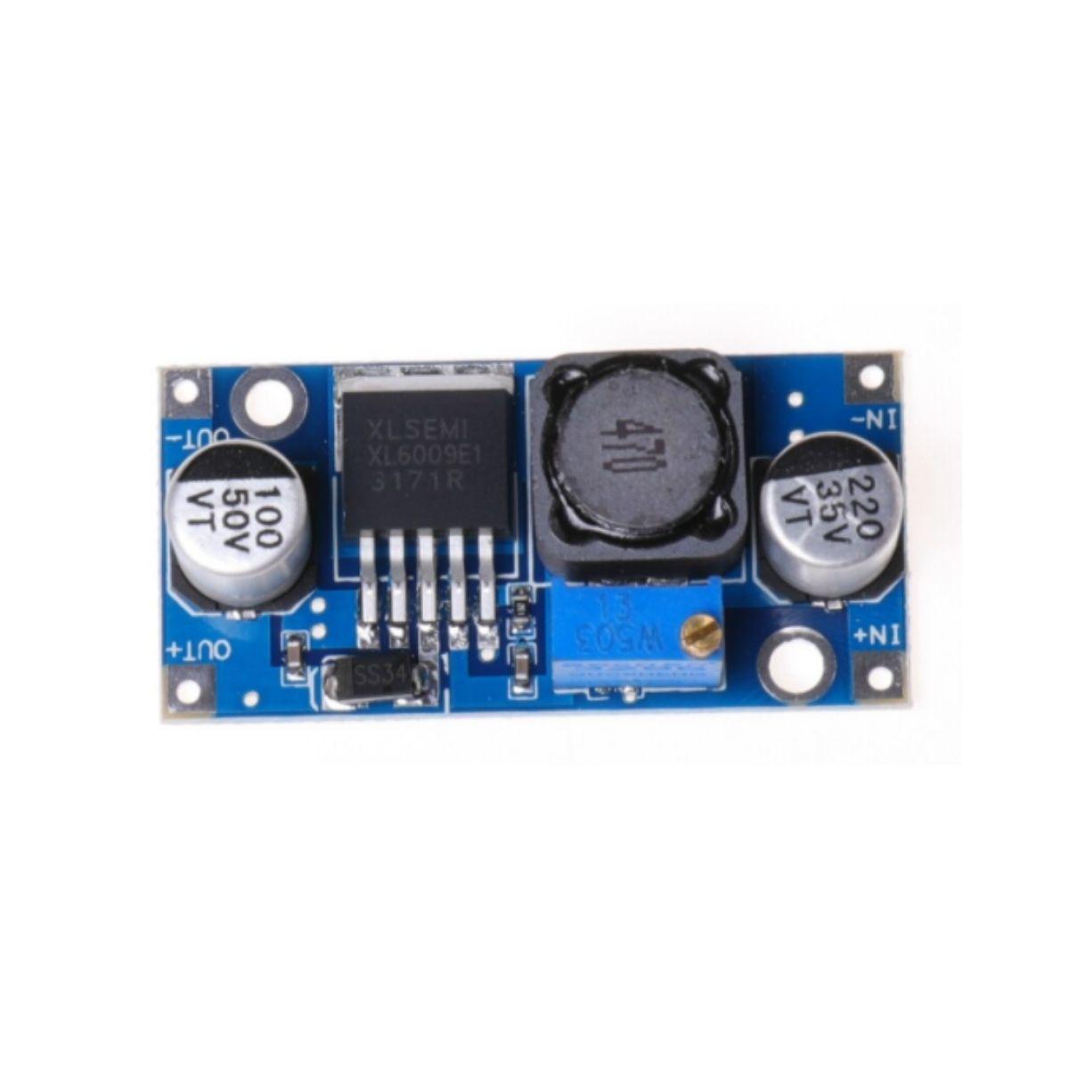 20x Conversor Regulador de Tensão DC DC Cn6009 Xl6009 Boost Step Up