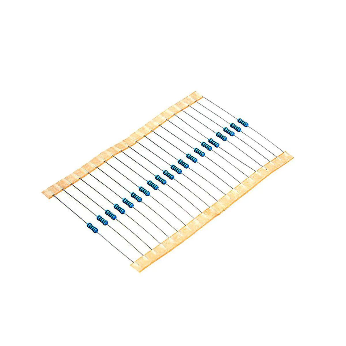 20x Resistor 20 Ohms 1/4 W