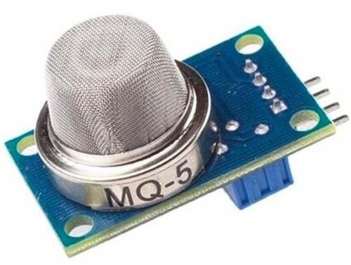 Sensor MQ-5 Gás Cozinha Glp Isobutano