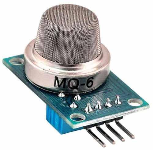 Sensor MQ-6 Gás Cozinha Glp Isobutano Liquefeito
